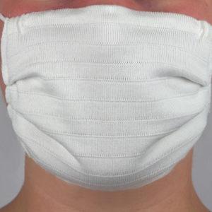 Weisse Masken